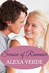 Season of Romance: Faith-filled, sweet, heartwarming, clean small-town novella (Rios Azules Romances: the Macalisters Book 1) Kindle Edition