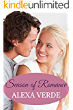 Season of Romance: Faith-filled, sweet, heartwarming, clean small-town novella (Rios Azules Romances: the Macalisters Book 1)