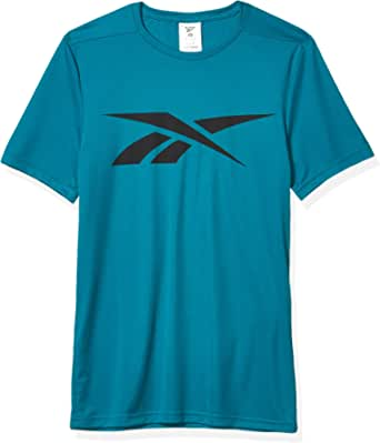 Reebok Workout Ready Poly Graphic Tee