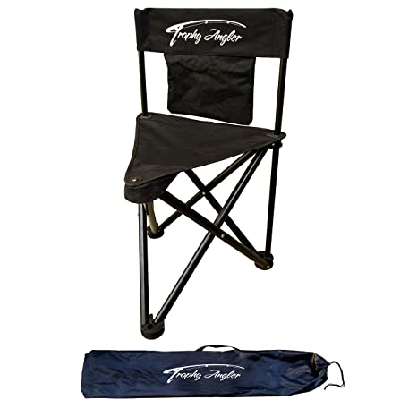 Amazing Trophy Angler Super Magnum 3 Leg Fold Chair