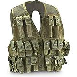 ca72e231375 Military Outdoor Clothing Never Issued U.S. G.I. Medium Olive Drab Nylon  Grenade Vest