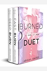 Burned Duet: Asher & Elodie: Fast Burn & Deep Burn (Easton Family Duet Boxsets Book 4) Kindle Edition