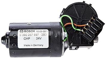 Bosch 0 390 257 697 Motor del limpiaparabrisas: Amazon.es: Coche y ...