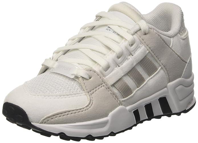 Adidas EQT Support C, Zapatillas de Gimnasia Unisex Niños, Blanco (FTWR White/Grey One F17/Ftwr White), 30 EU