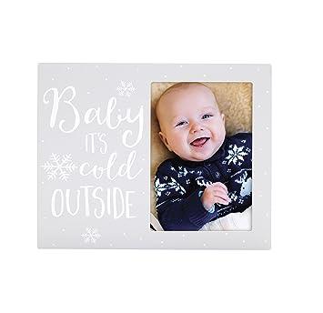 Amazon.com : Pearhead Baby\'s First Christmas Holiday Keepsake Photo ...