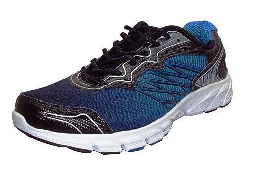 0f220e1a2404 Fila Mens Indus Lightweight Performance Shoes