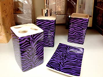 Cute Roman Bath Store Toronto Tiny Bath Vanities New Jersey Shaped Small Country Bathroom Vanities Bathroom Water Closet Design Youthful Majestic Kitchen And Bath Nj Reviews YellowFrench Bathroom Wall Sign Amazon.com: Purple Zebra Print Ceramic Bathroom Set 4 Pieces ..