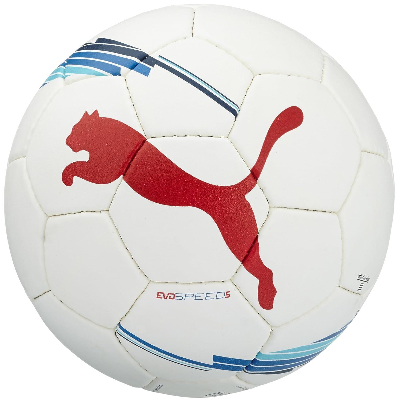 PUMA Handball Evospeed 5 HB - Pelota de Balonmano, Color (White ...