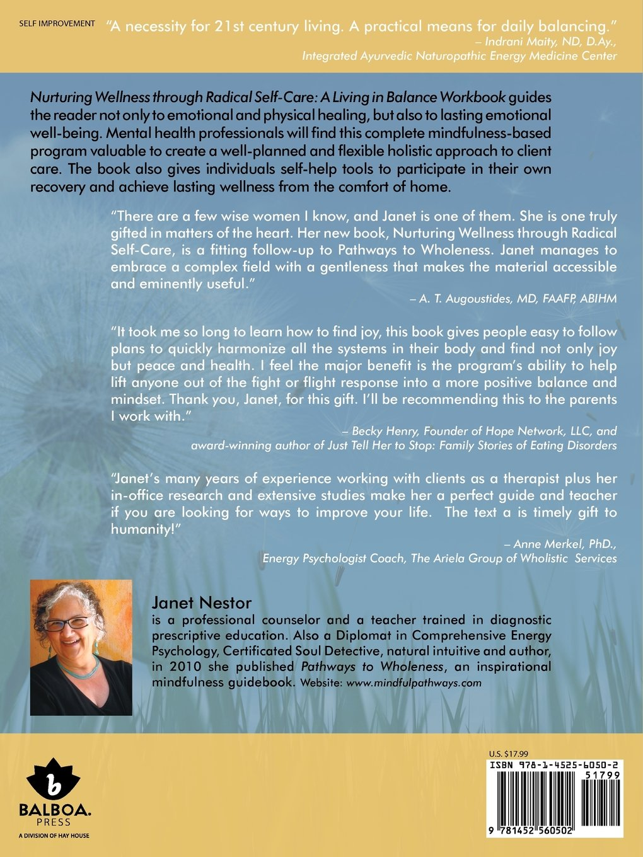 Nurturing Wellness Through Radical Self-Care: A Living in Balance ...