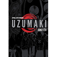 Uzumaki (3-in-1 Deluxe Edition): Includes vols. 1, 2 & 3 (Uzumaki (3-in-1, Deluxe Edition)) book cover