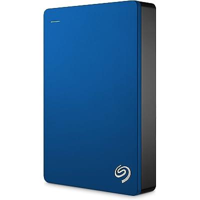 【22時5分まで】Seagate 5TB ポータブルハードディスク Backup Plus STDR5000302 送料込12,863円