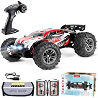 Hosim RC Car 1:16 Scale 2847 Brushless Remote Control RC Monster Truck, All Terrain 4WD High Speed 52KM/h Off-Road…