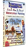 Learn How to Paint Watercolour Painting - Skies, Trees & Water DVD
