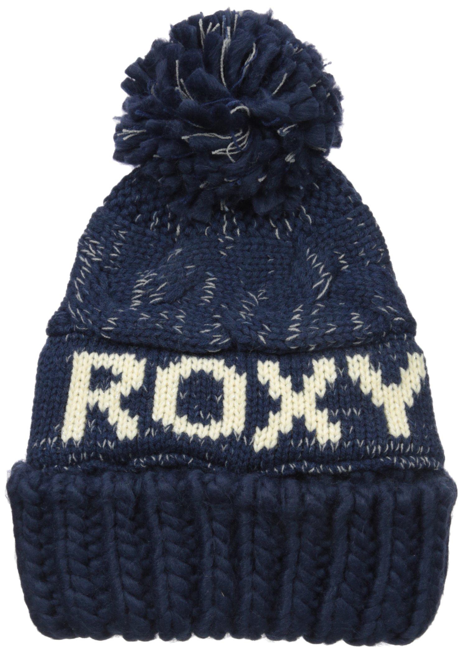 Roxy Snow Junior's Tonic Beanie, Peacoat, One Size