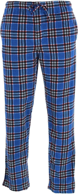 Hanes Mens Micro Fleece Pant (01008)