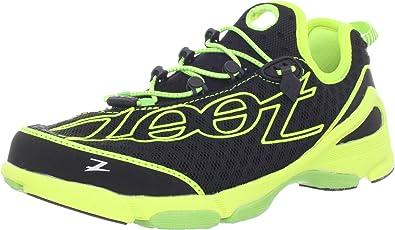 ZOOT Ultra TT 6.0 Zapatilla de Running Caballero, Negro/Amarillo ...