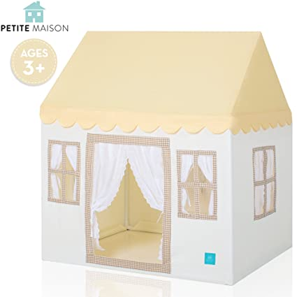 big sale 16d5d 0aad3 Kids Play House Tent, [Petite Maison] Hand Made Premium ...