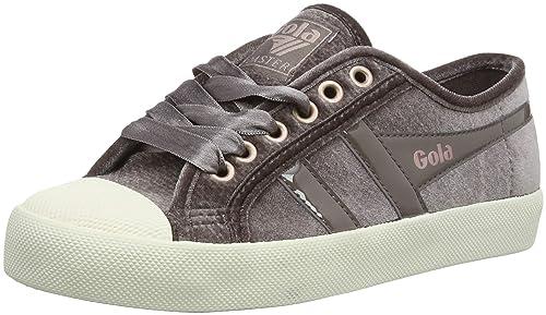 e54c8048b60cd Gola Women's's Coaster Velvet Trainers: Amazon.co.uk: Shoes & Bags