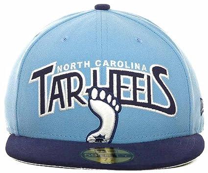 bb66fbf7 New Era North Carolina Tar Heels Profilin 59Fifty NCAA Fitted Cap Hat
