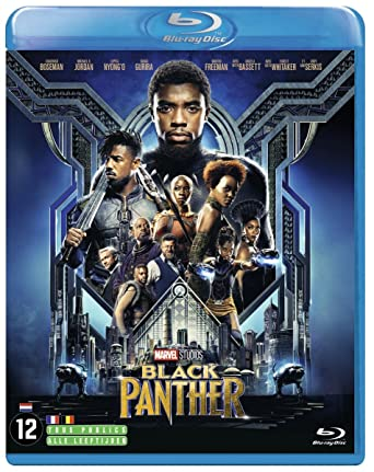6617c88364efb Black Panther - Marvel [Blu-ray] [Import italien]: Amazon.fr ...