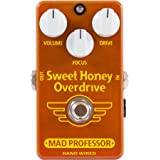 Mad Professor マッドプロフェッサー エフェクター Hand-Wired Series オーバードライブ Sweet Honey Overdrive HW 【国内正規品】