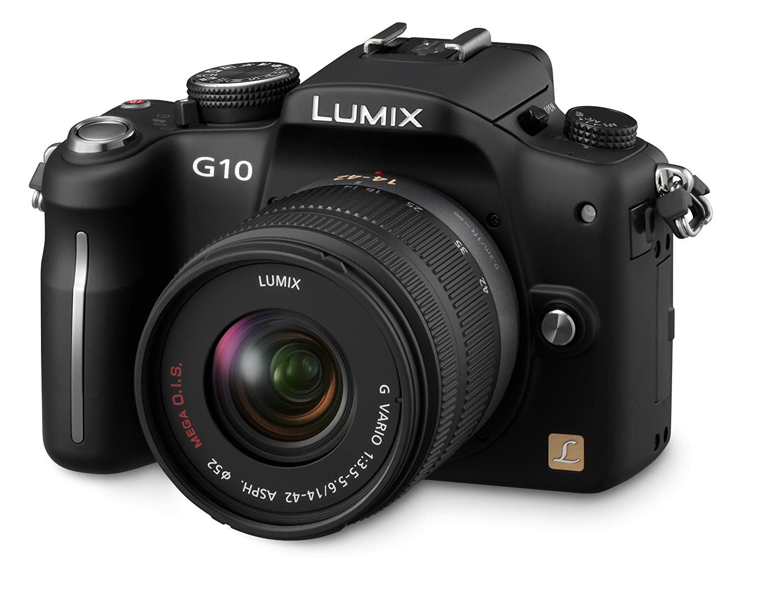 Panasonic lumix dmc-g10 review digitalcamerareview.