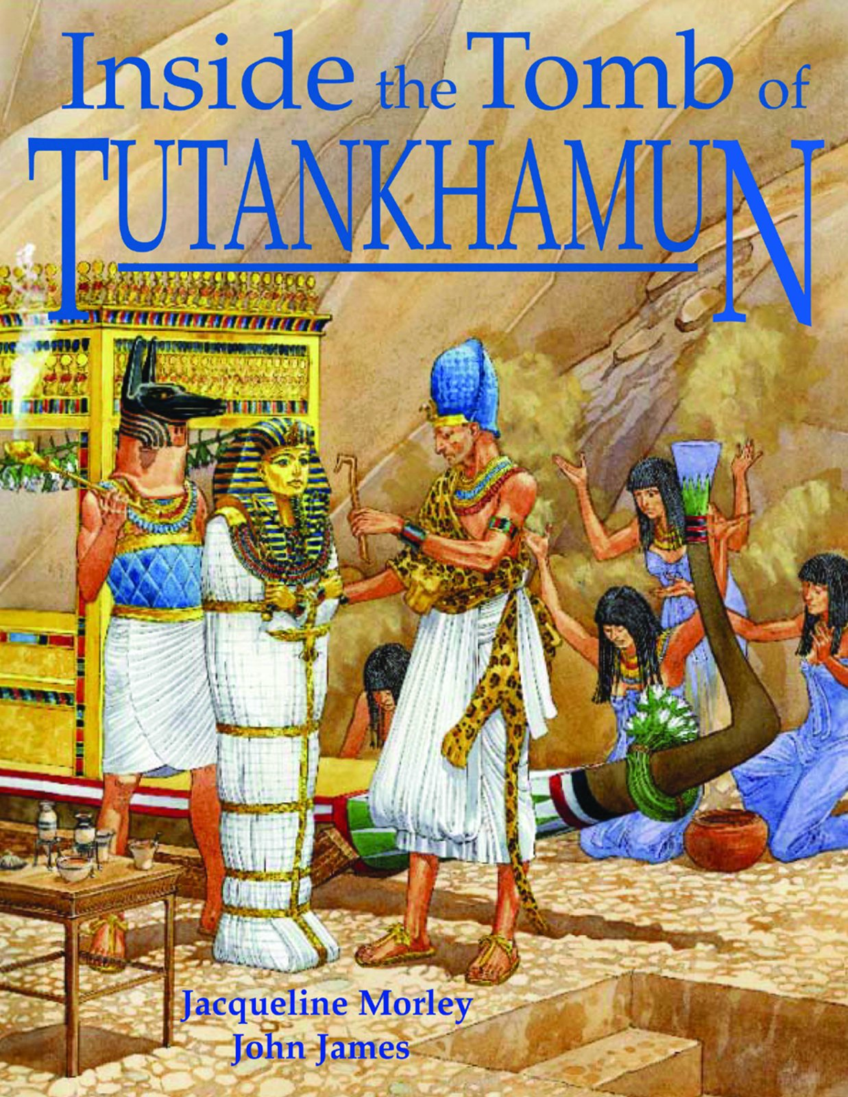 Inside the Tomb of Tutankhamun (Inside (Enchanted Lion))