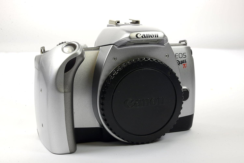 B00006K0ZM Canon EOS Rebel Ti 35mm SLR Camera (Body Only--No Lens) 81pa23CiKuL