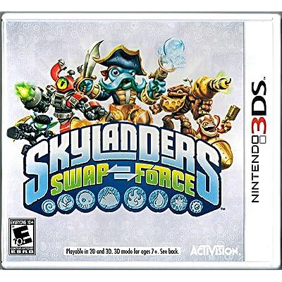 3DS Skylanders SWAP Force (GAME ONLY)
