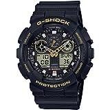Men's Casio G-Shock Analog-Digital Black Strap...