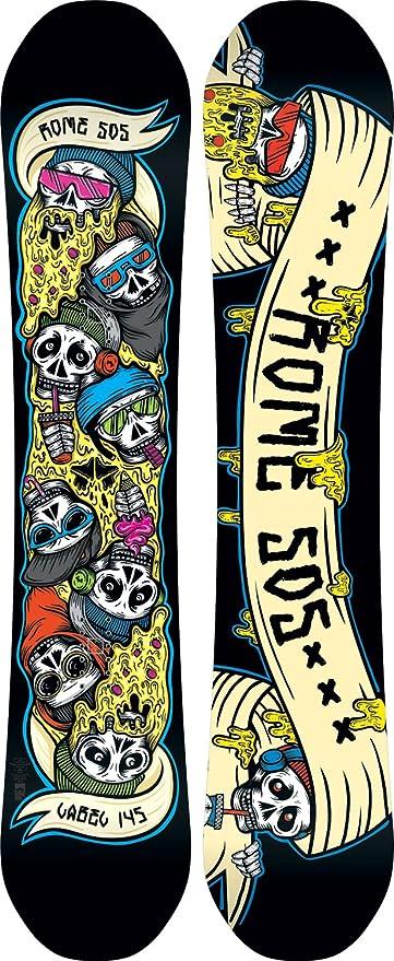 6d7d3861a Amazon.com   Rome Label Blem Snowboard Boys Sz 145cm   Sports   Outdoors