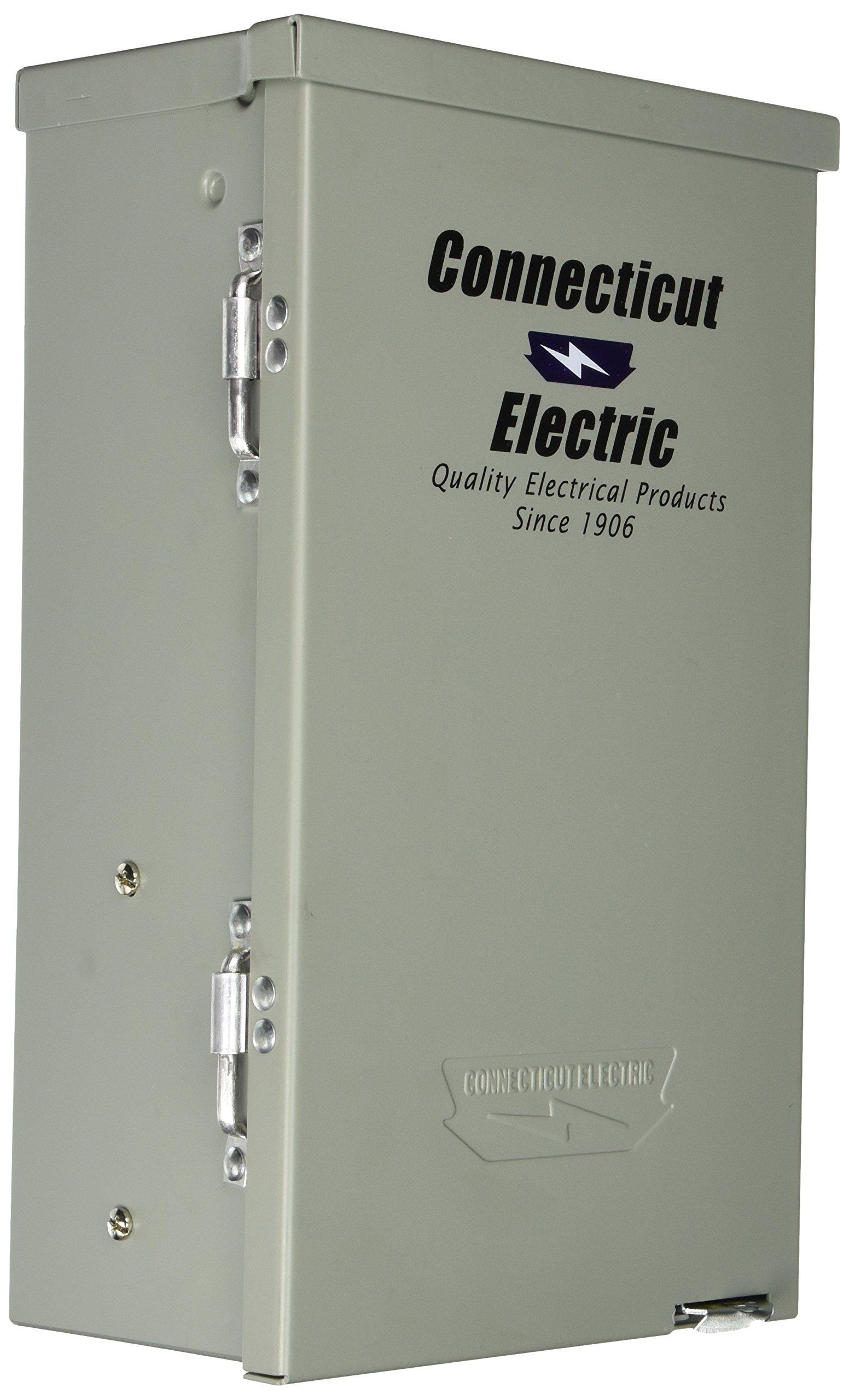 Connecticut Electric CESMPSC41GRHR 30-Amps/120240-Volt Circuit Protected RV Power Outlet