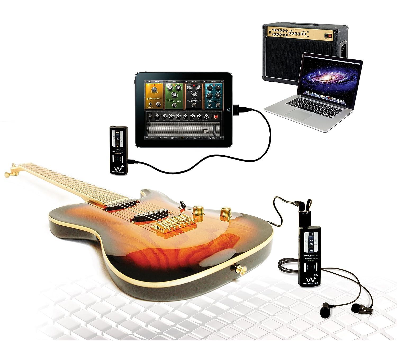 wi digital wi alp55 pocket portable stereo digital wireless