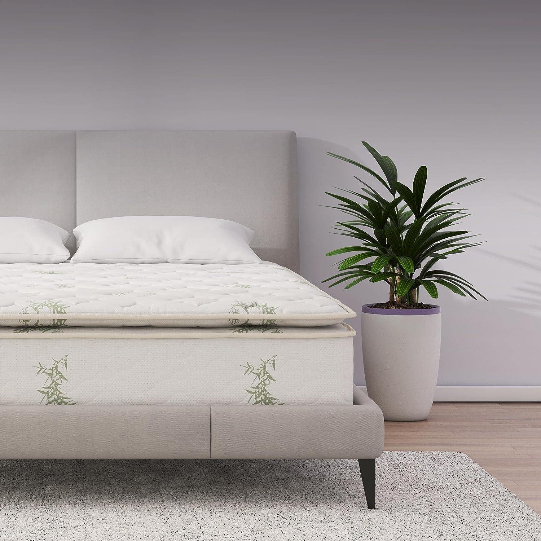 Best Plush Pillow Top Mattress