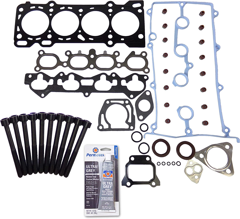 MLS Head Gasket Set for 93-97 Mazda MX-6 626 Ford PROBE 2.0L DOHC FS