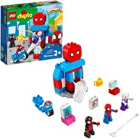 LEGO DUPLO Marvel Spider-Man Headquarters 10940 Spidey and His Amazing Friends TV Show Building Toy for Kids; New 2021…