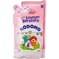 Kodomo Baby Laundry Softener Refill, 800ml