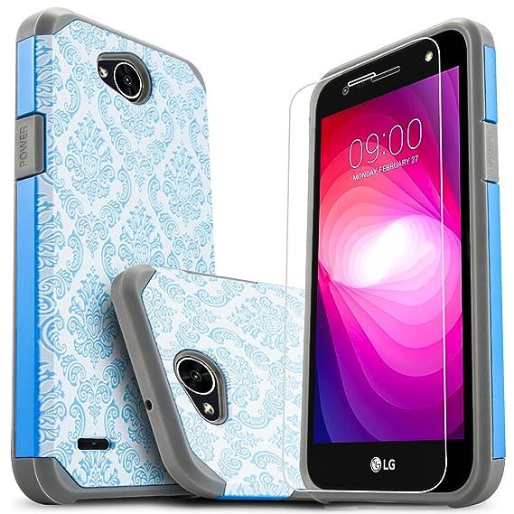 factory authentic 73939 9995c Amazon.com: LG X Charge Case, LG X Power 2 Case, LG Fiesta 2 Case ...