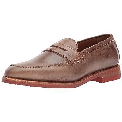 Allen Edmonds Men's Addison Moc-Toe Slip-on with Saddle and Collar Penny Loafer | Loafers & Slip-Ons