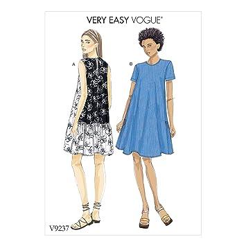 Lrg Vogue Para XxlAmazon Patrones De Costura es VestidosTamaños qGUMVSpz