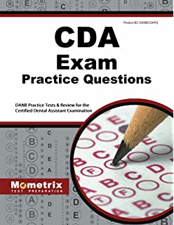 Certification exam review for dental assisting prepare practice cda exam practice questions danb practice tests review for the certified dental assistant examination malvernweather Choice Image