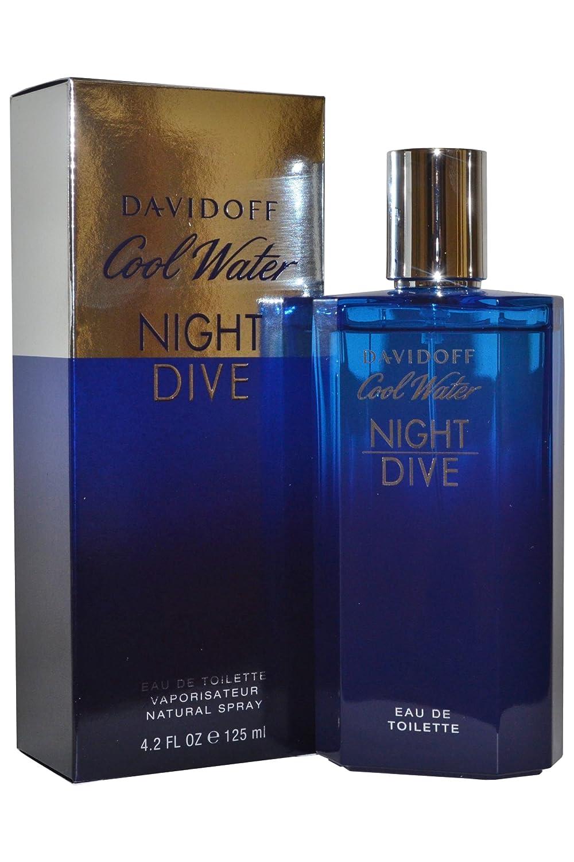 DAVIDOFF Cool Water Night Dive EDT Vapo125 ml, 1er Pack (1 x 125 ml) AEP01115 42692_-125