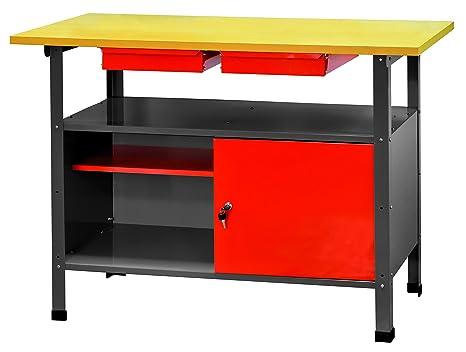 Banco Da Lavoro In Kit Di Montaggio : Ribitech prpmret banco da lavoro: amazon.it: fai da te