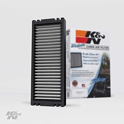K&N Premium Cabin Air Filter: High Performance, Washable, Lasts for the Life of your Vehicle: Designed For Select 2005-2020 Nissan (Frontier, Pathfinder, Navara, NP300, Xterra) Vehicle Models, VF1001: Automotive