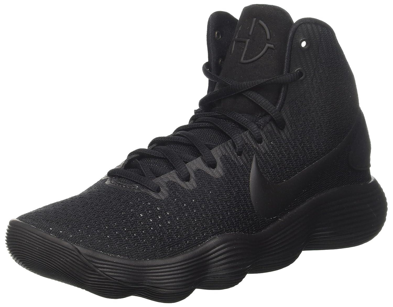 Nike Hyperdunk 2017, Zapatos de Baloncesto para Hombre 44 EU|Negro (Black/Black)