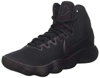 NIKE Mens Hyperdunk 2017 Basketball Shoe BlackBlack 897631-005 (7 D US