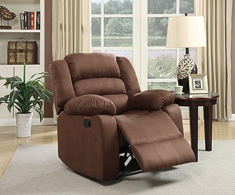 Amazon.com: Sillón reclinable, de NHI Express Addison ...
