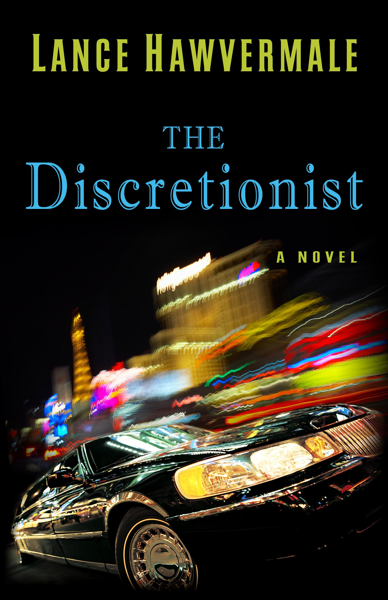 The Discretionist ebook