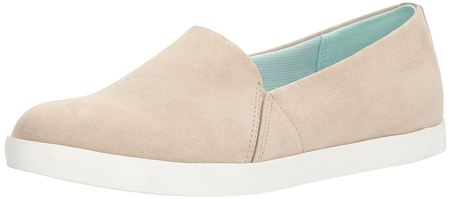 Dr. Scholl's Women's Repeat Fashion Sneaker B06XD5FZXG 8.5 B(M) US|Simply Taupe Microfiber