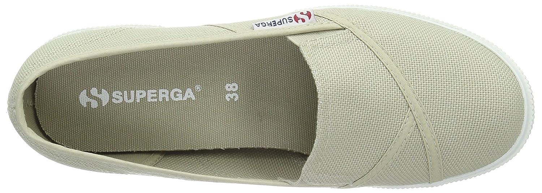 Superga Beige Unisex-Erwachsene 2210 Cotw Slipper Beige Superga (949) 699c00